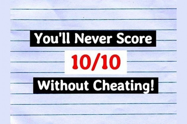 You'll Never Score 10/10 On This Trivia Test Without Cheating